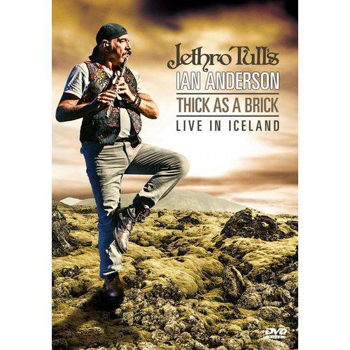 Thick as a Brick - Live In Iceland - DVD Rock