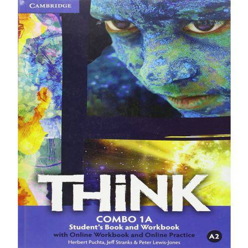 Think - Combo 1a - Student's Book With Online Workbook And Online Practice