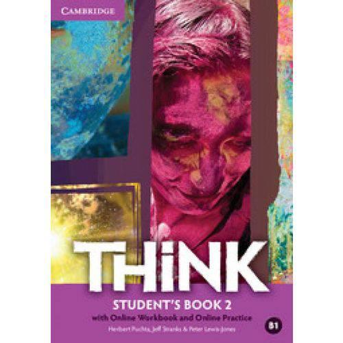 Think 2 - Student's Book With Online Workbook And Online Practice - Cambridge University Press - Elt