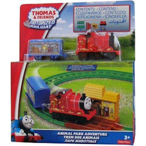 Thomas And Friends T&f Mot Sort Ferrovia Basica Dvj81 - Mattel