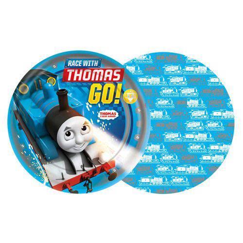 Thomas e Amigos Prato C/8 - Regina
