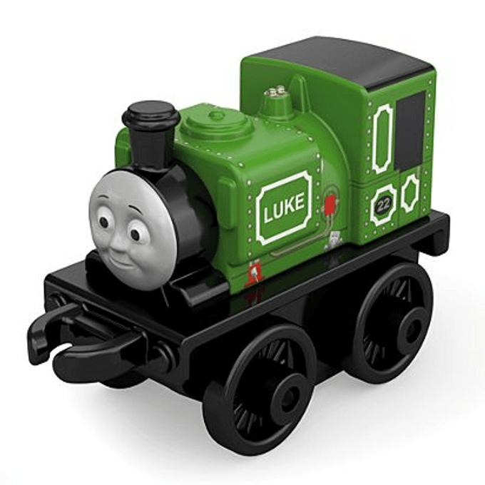 Thomas & Friends - Locomotiva de Metal - Luke Dxr87 - FISHER-PRICE