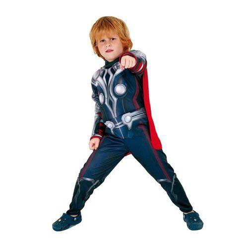 Thor 2 - Fantasia Longa Solapa G - Rubies