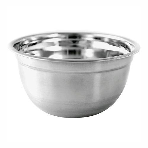 Tigela em Aço Inox Mixing Bowl 28 Cm