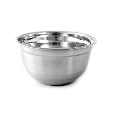 Tigela Inox 22cm Mixing Bowl - Gourmet Mix