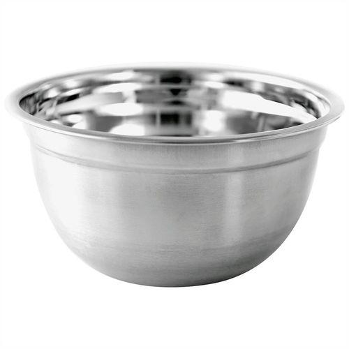 Tigela Mixing Bowl em Aço Inox 30 Cm