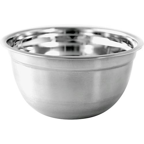 Tigela Mixing Bowl Inox 30cm - Gourmet Mix