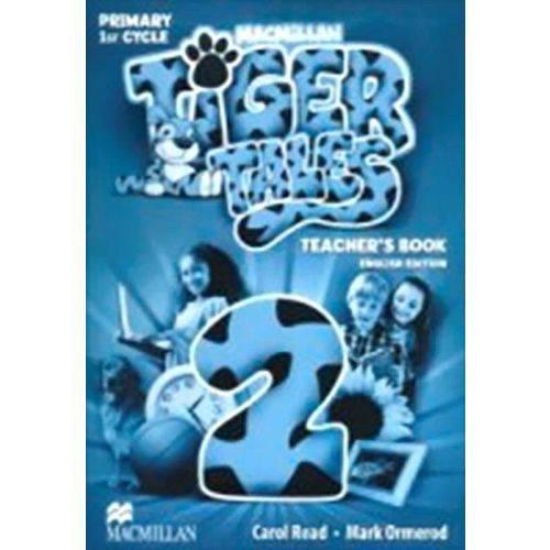 Tiger Tales - Teacher's Book - Level 2