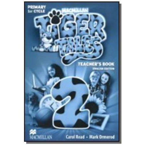 Tiger Tales 2 Teachers Book