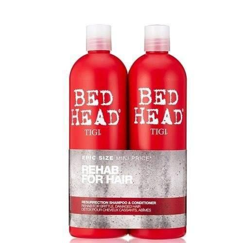 Tigi Head Bed Resurrection Kit Shampoo + Condicionador