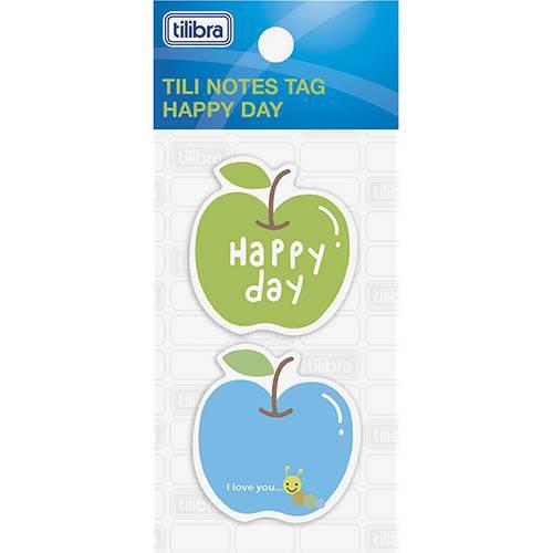 Tili Note Happy Day Caixinha com 24 Tili Notes - Tilibra