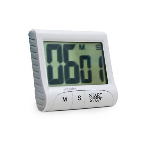 Timer Digital Progressivo e Regressivo 99min Incoterm 7651.02.0.00