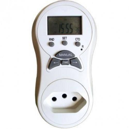 Timer Temporizador Digital de Tomada Bivolt Key We