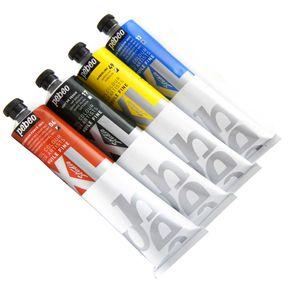 Tinta a Óleo Studio XL 200 Ml Pébéo Avulso Cadmium Yellow Deep Imit. 03