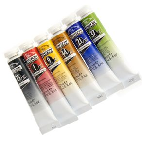 Tinta a Óleo Winton 37 Ml Winsor e Newton Avulso Cadmium Orange Hue 90