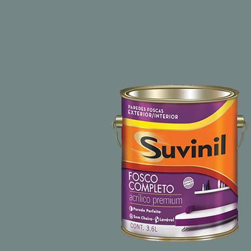 Tinta Acrilica Fosca Premium Suvinil Bálsamo 3,6L.