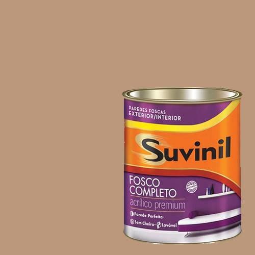 Tinta Acrilica Fosca Premium Suvinil Castanha Port