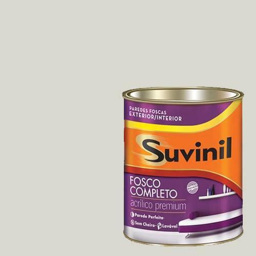 Tinta Acrilica Fosca Premium Suvinil Espuma Gelada 900ml.