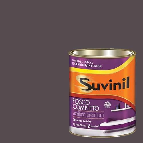 Tinta Acrilica Fosca Premium Suvinil Mala de Viagem 900ml.