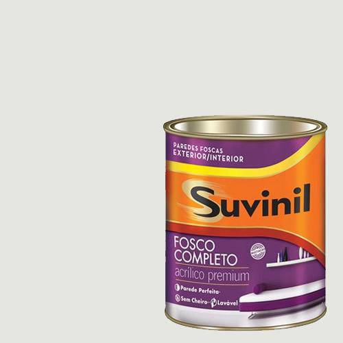 Tinta Acrilica Fosca Premium Suvinil Papel Crepom