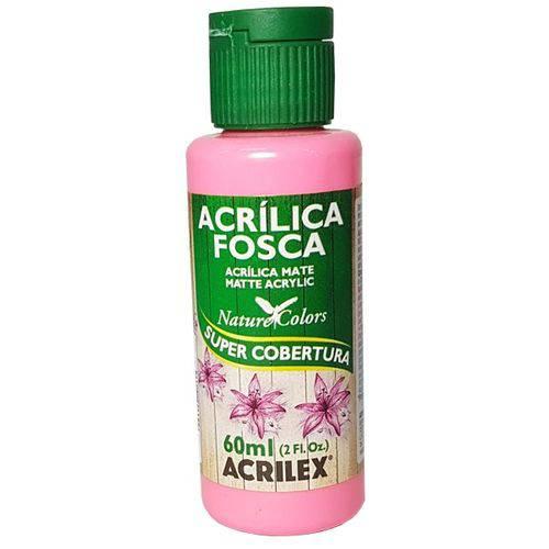 Tinta Acrílica Pink Acrilex (60ml)
