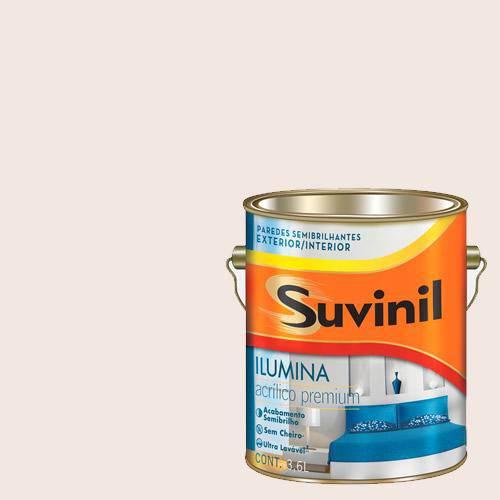 Tinta Acrilica Semi Brilho Premium Suvinil Lua de