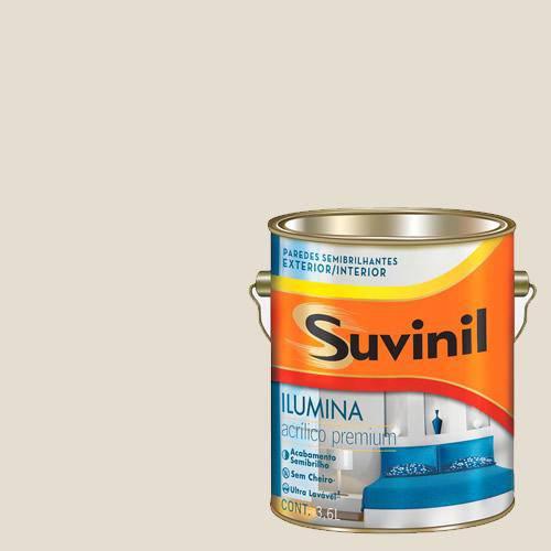 Tinta Acrilica Semi Brilho Premium Suvinil Pirâmides do Egito 3,6l.