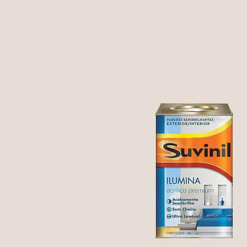Tinta Acrilica Semi Brilho Premium Suvinil Via Láctea 18L.