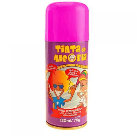 Tinta da Alegria para Cabelo Pink - Unidade