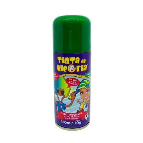 Tinta da Alegria - Spray para Cabelo - 120 Ml - 10 Cores - 1 Uni.