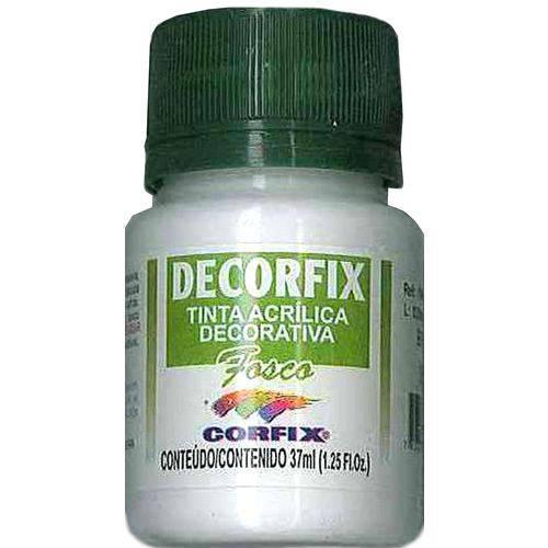 Tinta Decorfix Acrílica Fosca 301 Branco Corfix