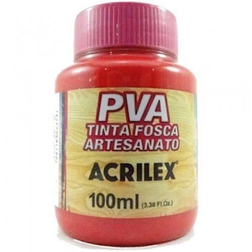 Tinta Fosca para Artes 100ml Acrilex Vm Vivo 541