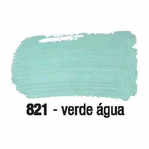 Tinta Fosca para Artesanato Acrilex 37 Ml Verde Água 821