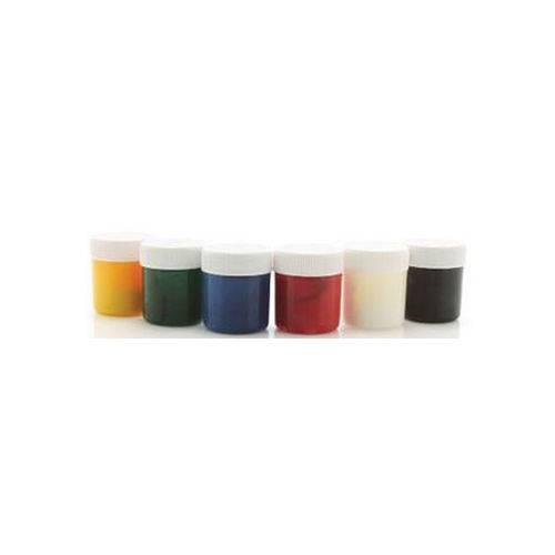 Tinta Guache 15ml com 6 Cores - Faber Castell
