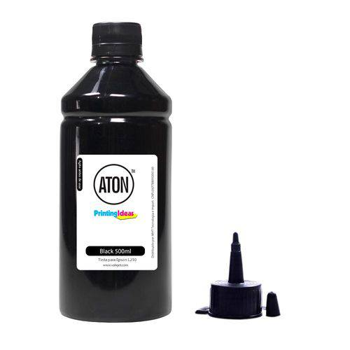 Tinta L210 para Epson Bulk Ink Black 500ml Aton