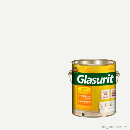 Tinta Látex Glasurit Acrílico 3,6 Litros Branco Suvinil