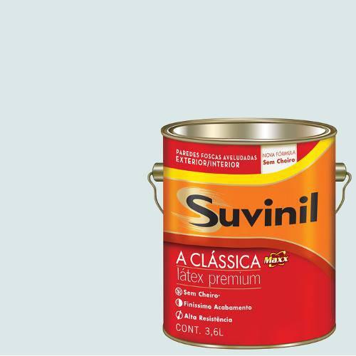 Tinta Latex Pva Max Fosca Suvinil Gérbera Branca 3,6lts.