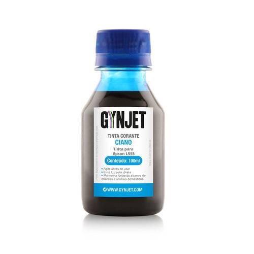Tinta para Epson L555 Ciano 100ML Gynjet