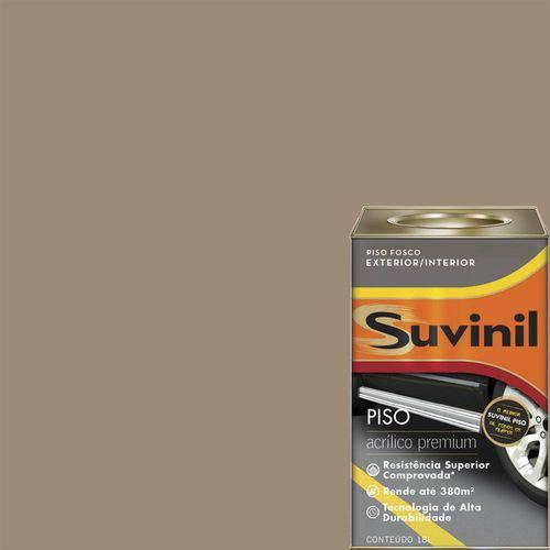 Tinta para Piso Acrílica Premium Concreto 18 Litros - 53419109 - SUVINIL