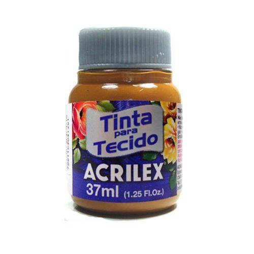 Tinta para Tecido 37ml 539 Siena Natural - Acrilex