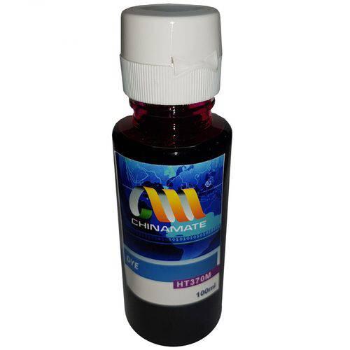 Tinta Refil Bulk Ink Tanque de Tinta Hp Universal Magenta 100ml 122xl 662xl 74xl 75xl 664xl Corante