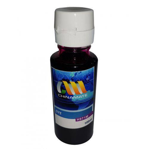 Tinta Refil Bulk Ink Tanque de Tinta Hp Universal Magenta 100ml H971m Corante