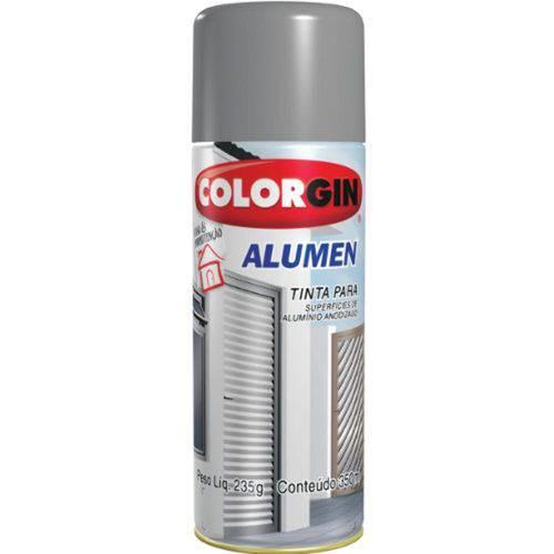 Tinta Spray Alumen 350 Ml. Branco - Colorgin