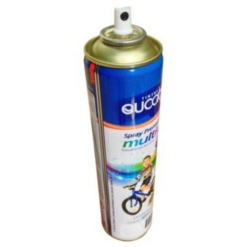 Tinta Spray Verniz Brilhante Eucatex