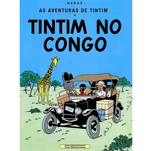 Tintim no Congo: as Aventuras de Tintim