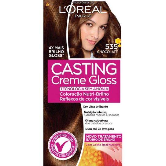 Tintura Casting Creme Gloss Chocolate 535