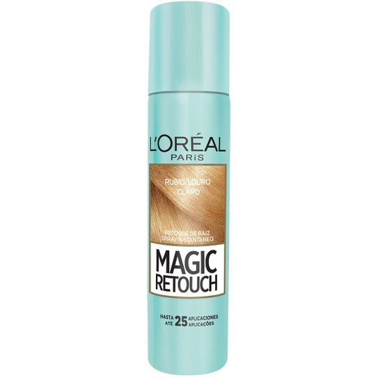 Tintura Magic Retouch Louro Claro Spray 75ml