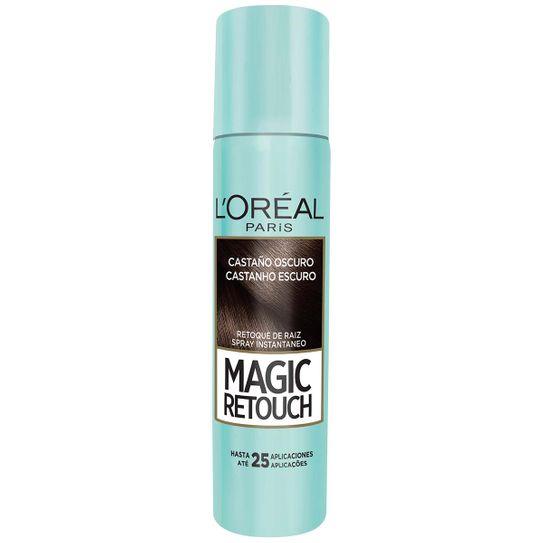 Tintura Mgic Retouch Castanho Escur Spray 75ml