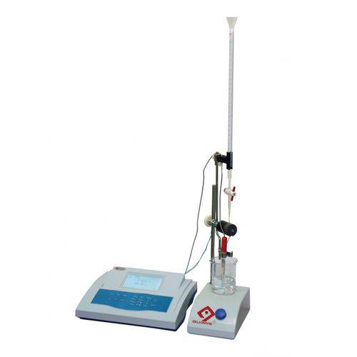 Titulador Potenciométrico Automático - Quimis - Cód: Q799-d2