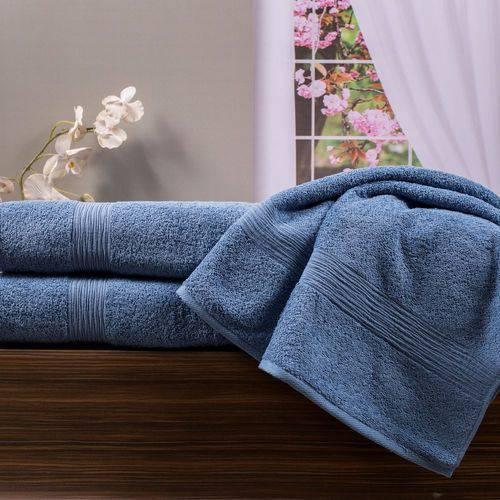 Toalha de Rosto Advanced Fj2246 - Azul